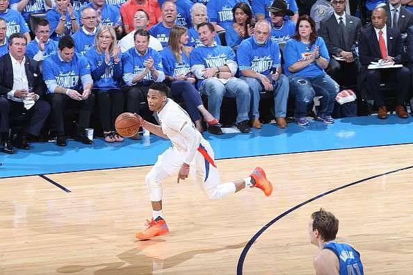 2016 NBA Playoffs: Thunder advance to face Spurs, Hornets and Blazers tie series in Game 4