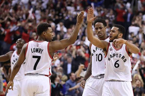 2016 NBA Playoffs: Raptors and Hawks take 3-2 series lead with Game 5 victories