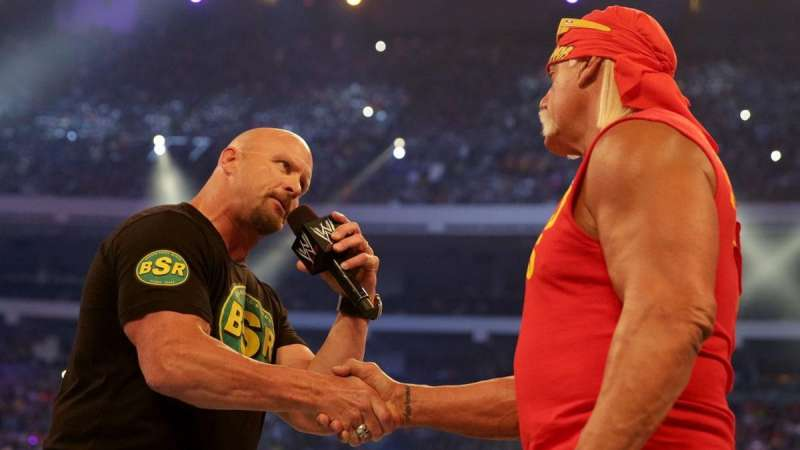 Stone Cold roots for Hulk Hogan's WWE future