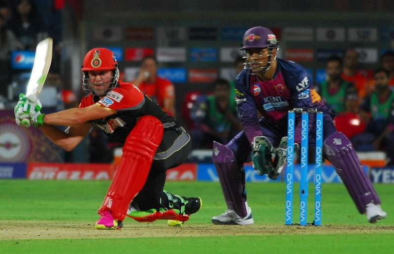 IPL 2016, Stats: De Villiers, Kohli record knocks hand RCB a 13-run win over Pune