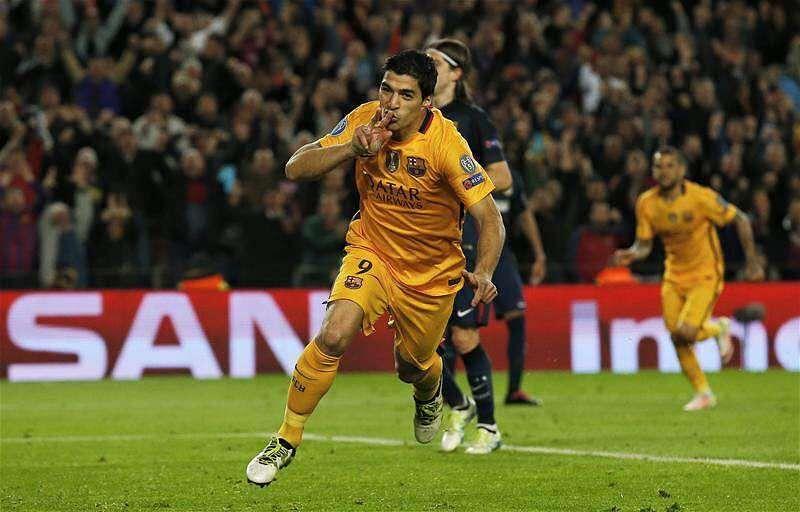 UEFA Champions League - Barcelona 2-1 Atletico Madrid: Player ratings