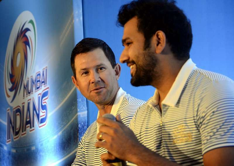 IPL 2016: Ricky Ponting hails Rohit Sharma's captaincy