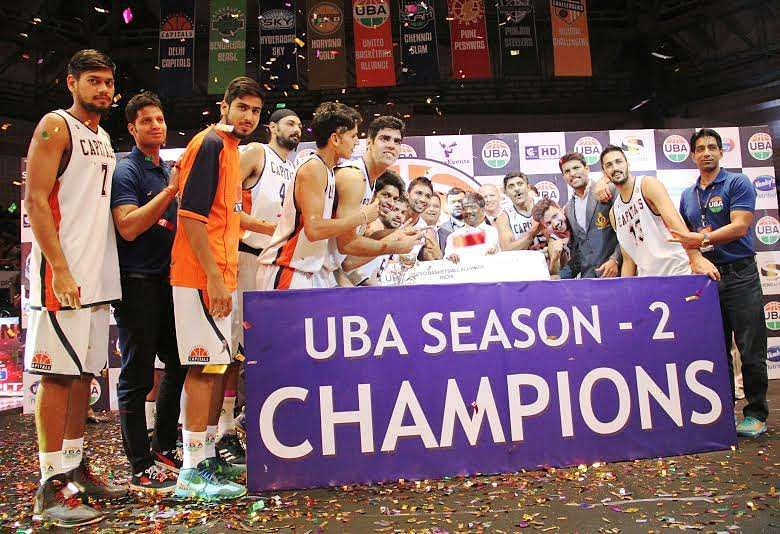 UBA Pro Basketball League: Delhi Capitals crowned champions of Season 2 after beating Chennai Slam