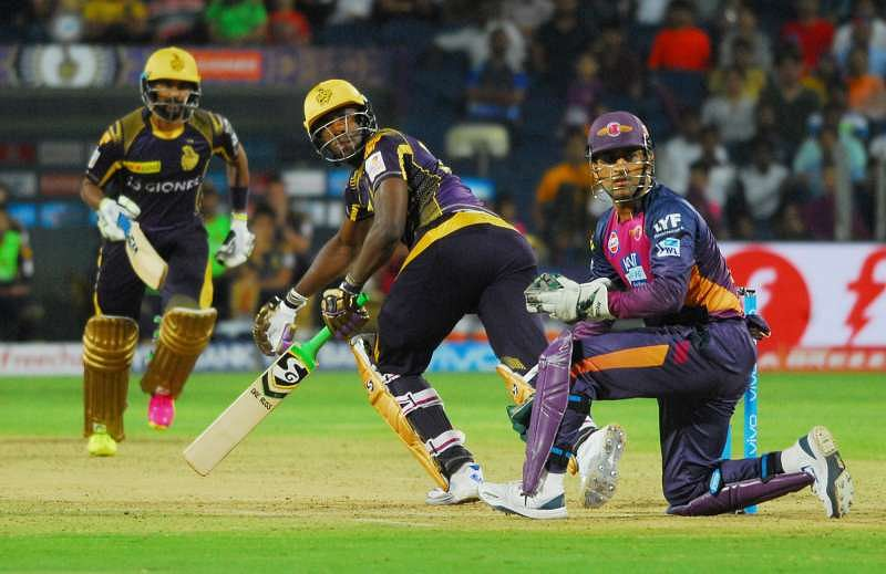 IPL 2016: Kolkata Knight Riders record 2 wicket win over Rising Pune Supergiants