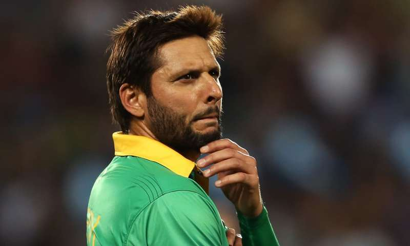 Rumours surrounding death of Shahid Afridi's daughter unfounded