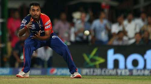IPL 2016: Amit Mishra reprimanded by match referee for using inappropriate language
