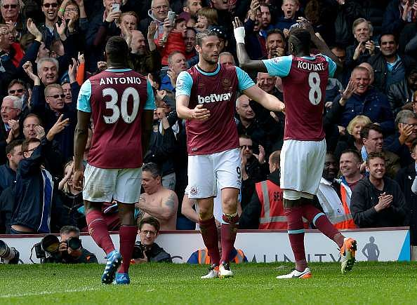 West Ham United 3-3 Arsenal: Player ratings