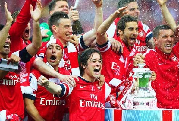 5 reasons why I love Arsenal