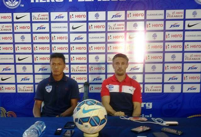 I-league: Bengaluru look to earn first ever victory against Mumbai FC