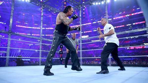 5 things that were wrong with the Undertaker vs Shane McMahon match