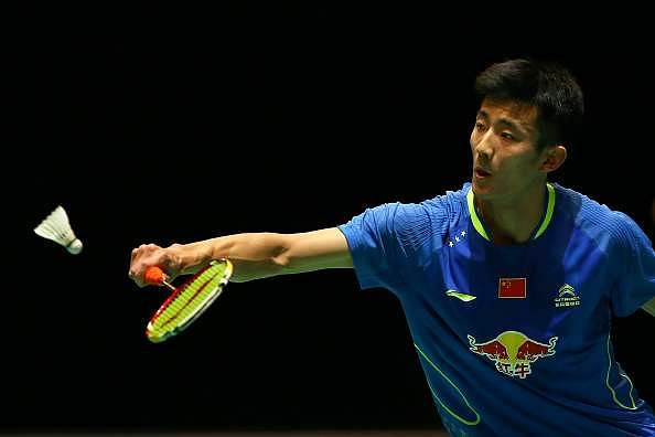 Top 5 Men's Singles contenders for the Singapore Open Superseries title