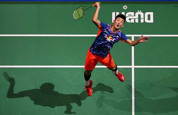 2016 Malaysian Open Superseries Premier: Top 5 Men's Singles contenders