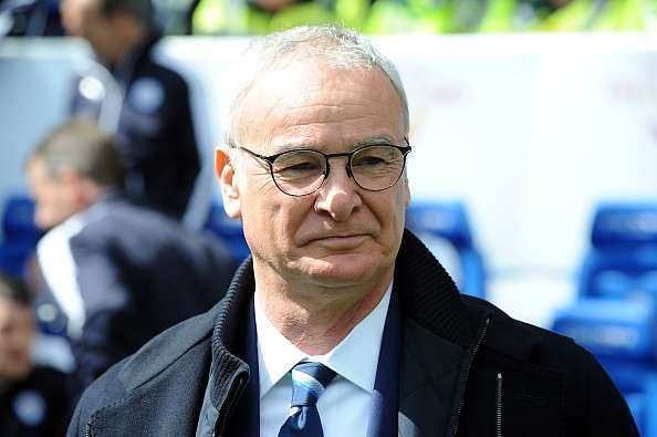 Claudio Ranieri relaxed ahead of Old Trafford visit