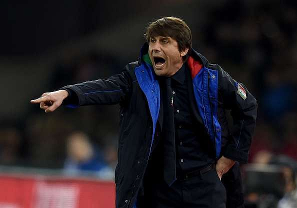 Antonio Conte visits Chelsea training ground to meet players and staff