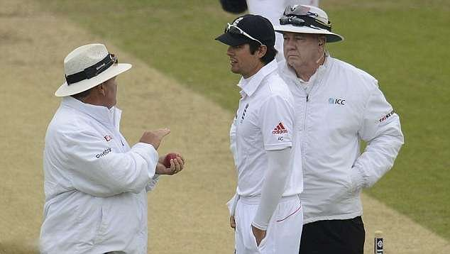 5 instances when captains argued with umpires