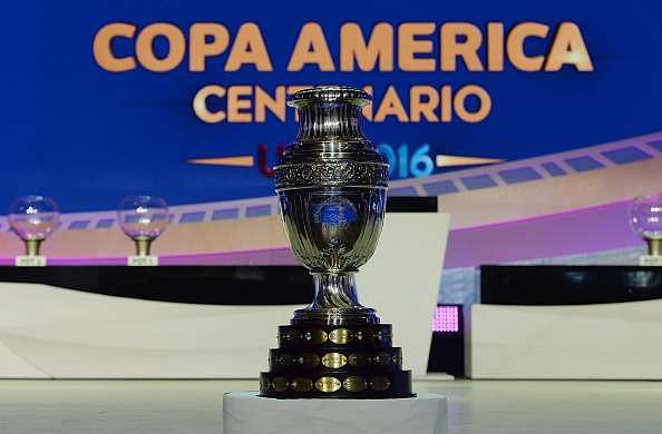 Copa America 2016 Schedule & Locations : Download PDF of America Centenario 2016 Fixtures with venue details & timings in IST