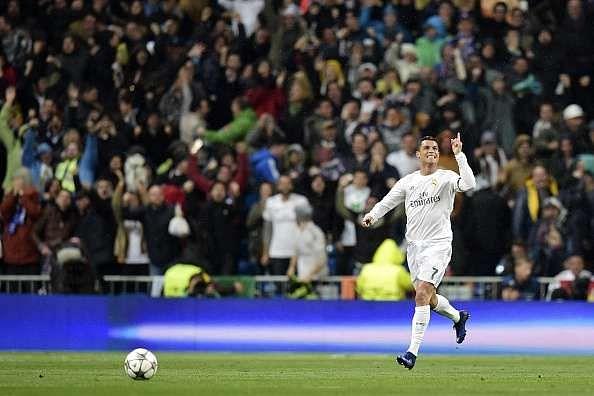 Real Madrid Vs Psg Aggregate Score