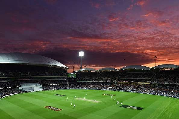 New Zealand Cricket discusses the possibility of playing day-night Test in India