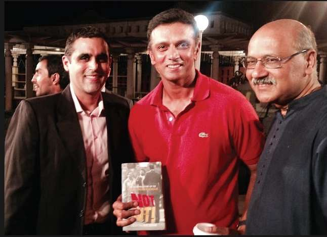By default we think everything is wrong with the IPL and therefore with cricket :   Desh Gaurav Sekhri, Sports Lawyer, Columnist and now Author of Not Out