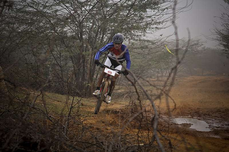 How a tribal boy became India's most successful mountain biker