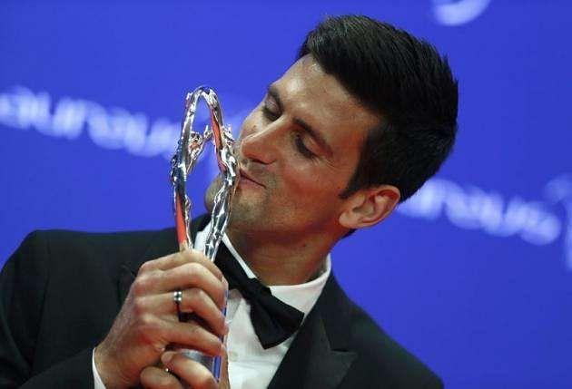 Tennis dominates Laureus Awards as Novak Djokovic, Serena Williams crowned top athletes