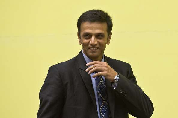 Rahul Dravid speaks up on becoming the coach of the Indian team