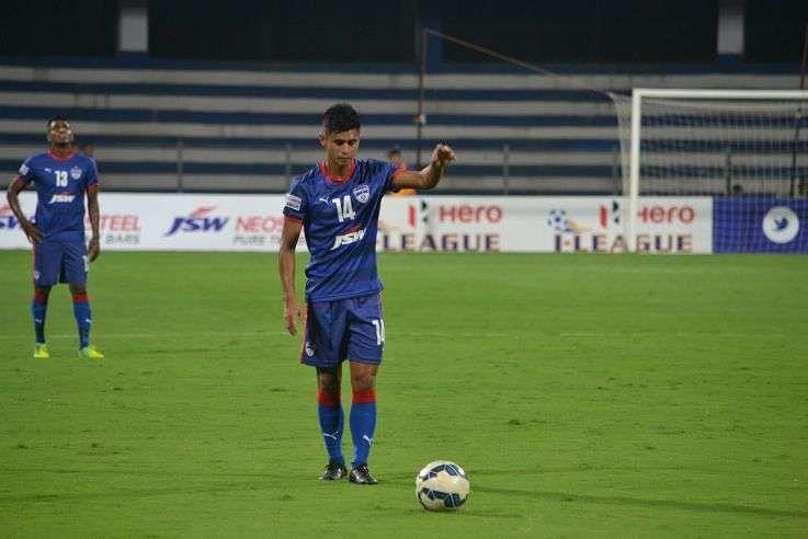 Bengaluru FC clinch I-League title with a 2-0 win over Salgaocar