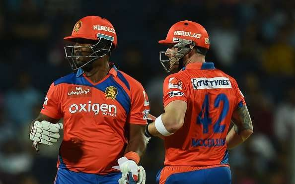 IPL 2016: Dwayne Smith, Brendon McCullum power Gujarat Lions to stunning win over RPSG