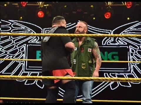 NXT News: Former TNA star makes surprise debut