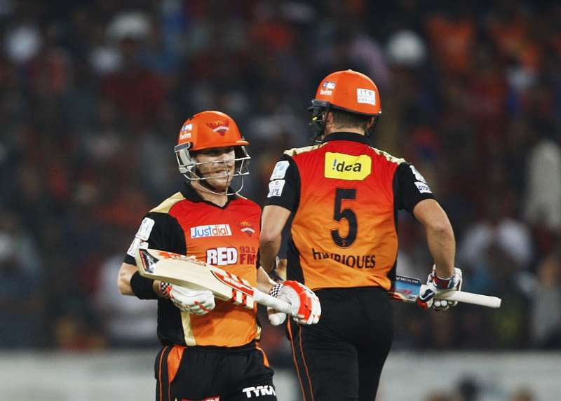 IPL Live Streaming: SRH vs RCB Toss, Live Score Commentary, IPL Today's Match