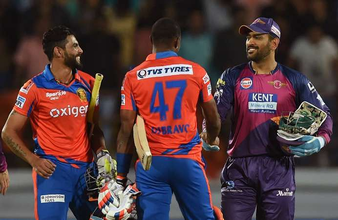 CSK reunion after IPL match between players of suspended franchise