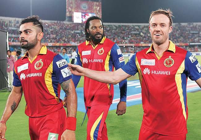 IPL 2016: Will over-dependence on the Big-Four hurt RCB in the long run?