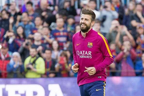 Gerard Pique feels losing La Liga title will be deemed a failure this season