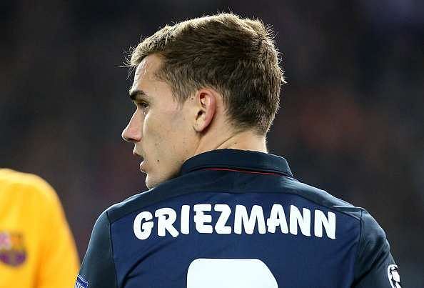 clubs that would love to have Antoine Griezmann on their team