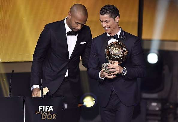 Thierry Henry warns Manchester City not to be distracted by Cristiano Ronaldo
