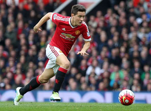 Ander Herrera takes to Twitter to answer questions on Ronaldo, De Gea
