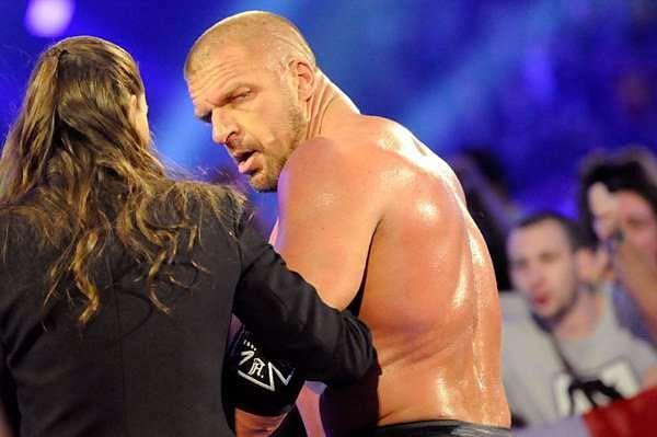 WWE News: Triple H loses first match after WrestleMania 32
