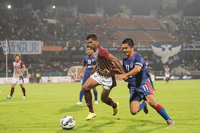 What do Bengaluru FC, Mohun Bagan and East Bengal need to do to win the I-League title?