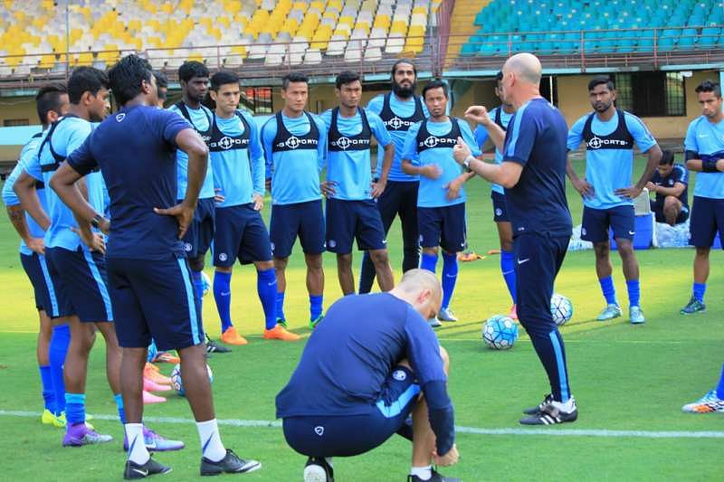 AFC Asian Cup UAE 2019 Qualifiers: India drawn to play Laos