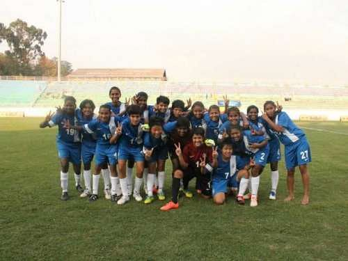 AFC U-14 Regional Championship: Indian eves defeat Iran to reach final