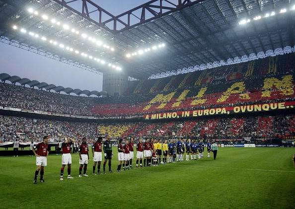 6 pairs of rivals that shared stadiums