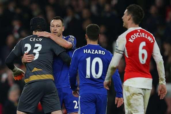 Arsenal Cheslea