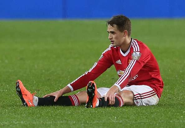 Adnan Januzaj and Andreas Pereira not in first team because of excess showboating