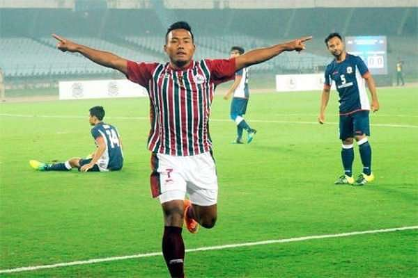 AFC Cup: Jeje Lalpekhlua's late strike keeps Mohun Bagan in charge of Group G