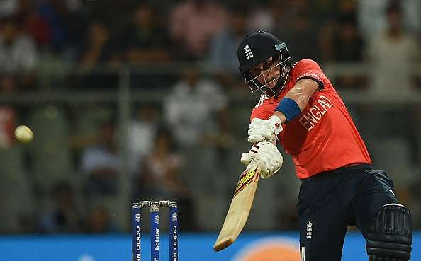 Castrol Activ Player of the ICC World T20 – Joe Root