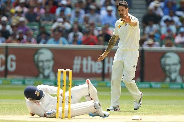Mitchell Johnson talks about his relationship with Virat Kohli and IPL fan experience