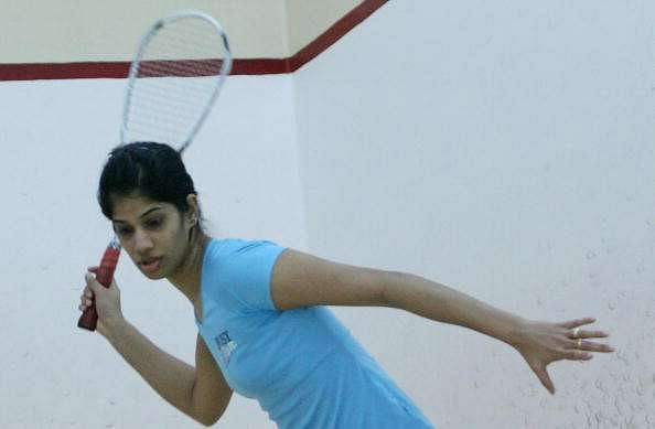 Women's World Squash Championship: Joshna Chinappa progresses to second round