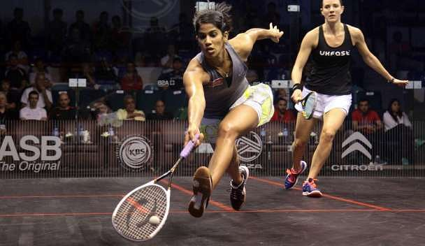 Women's World Squash Championship: Indian challenge ends with Joshna Chinappa's loss