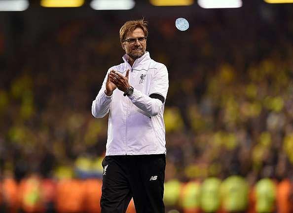 Jurgen Klopp rebuilds as Liverpool look to Europa glory