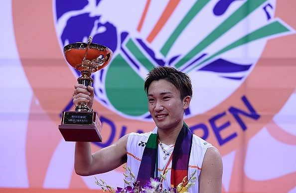 Indian Open 2016: Kento Momota crowned men's champion, Ratchanok Intanon bags women's title